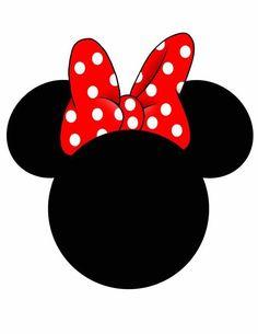 Resultado De Imagen Para Mickey Mouse And Minnie Silhouette