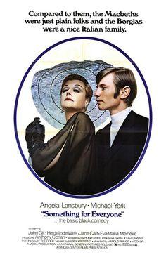 Something For Everyone (1970) - Angela Lansbury, Michael York, Anthony Higgins