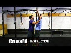 ▶ Overhead Squat Development with Pat Sherwood - YouTube