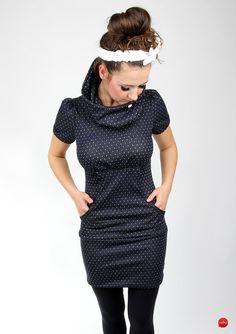 """Minikleider - MEKO Kleid """"BETTY_P5"""" - ein Designerstück von meko bei DaWanda"""