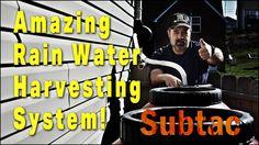 Amazing Rain Water Harvesting System