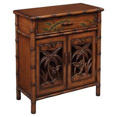 Ashley Cabinet in Brown- by Coast to Coast Imports LLC- $238.99- Free Shipping- List Price: $415.00 You Save: $176.01 (43%)- Rewards:  Get ...
