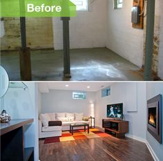 Basement remodelling   Repinned by www.movinghelpcenter.com Follow us on Facebook!