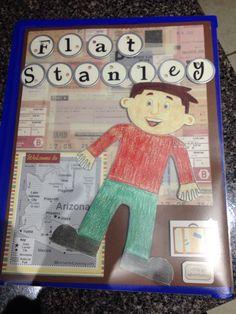 Flat Stanley Project School Projects, Projects For Kids, Flat Stanley, Room Mom, Tiana, Future Classroom, Grandchildren, Language Arts, Digital Scrapbooking
