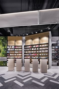 Interior design, retail design, pop up store, retail experience, retail future, Mußler Beauty by Notino by DIA Dittel Architekten