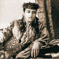 Moorish Jewish Woman of Morocco by newmexico51, via Flickr