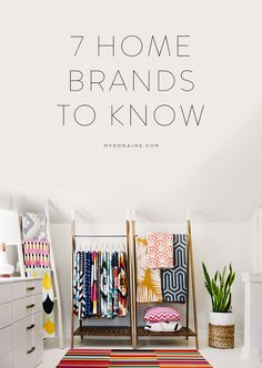 You're going to want to know about these amazing indie home brands