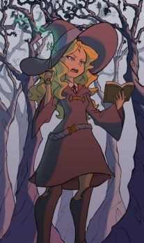 Want to discover art related to little_witch_academia? Check out inspiring examples of little_witch_academia artwork on DeviantArt, and get inspired by our community of talented artists. Little Witch Academia Diana, Little Wich Academia, M Anime, Anime Love, Good Cartoons, Witch Coven, Anime Witch, Vintage Witch, Witch Art