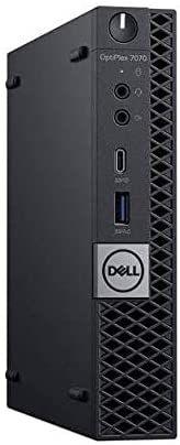 Dell Optiplex 7070 Micro Desktop Computer with i5-8600T Review | Electronics Critique Desktop Computers, Electronics
