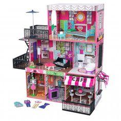 Brooklyn's Loft Dollhouse - KidKraft