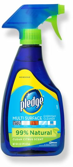 Multi Surface Everyday Cleaner 99% Natural ~ from glass to wood to countertops to electronics . . . one bottle to simplify the cleaning routine.