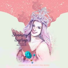 Shamcey Supsup 3rd Runner-up Miss Universe 2011 by enabeleno.deviantart.com on @DeviantArt