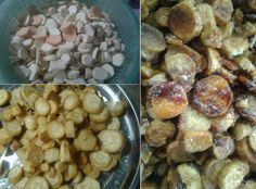Mattang -  마탕  Korean Sweet Fried Potatoes Sweet Potatoes Fried with Sugar Sauce