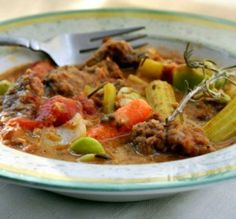 """Beef Stew: """"We loved this! We needed comfort, and comfort it was."""" -Andi of Longmeadow Farm"""