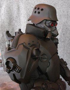 Wolf Suit by Nightmare Armor Studios
