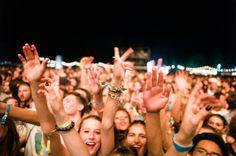 hands up! #festivalfeeling