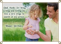 Happy Birthday To The Best Dad In World Quotes