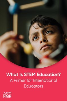 International educators should explain to students how science, technology, engineering, and math are intertwined. The Learning Company, Early Learning, High School Classroom, High School Students, Science Resources, Learning Resources, What Is Stem, Maths Puzzles, Middle School Science