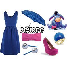 Eeyore inspired :)