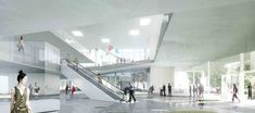 Gallery of Daegu Gosan Public Library Competition Entry / Group8 - 14
