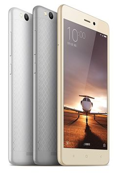 Xiaomi releases budget ranged Redmi 3 smartphone with a 4100 mAh battery