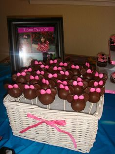 """Photo 1 of 25: Minnie Mouse / Birthday """"Tiana Rae's 3rd Birthday"""" 