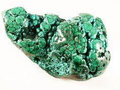 Malachite Specimen 4.25 Inch 243g Polished Bubbly Bullseye Stone Crystal Healing Meditation Intuition Scrying Gemstone Congo…