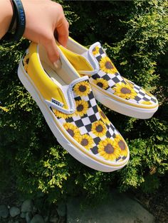 19 Best Sunflower vans images  9dea65d8b