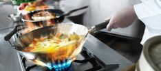 Many restaurants and other commercial locations depend on Natural orPropane Gas for cooking and heating requirements.