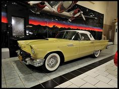 1957 Ford Thunderbird Convertible Completely Original Car presented as lot F257 at Kissimmee, FL 2013 - image1