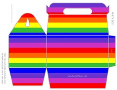 http://www.fun-stuff-to-do.com/rainbow-party-decorations.html