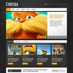 Divine isn't it?   Movie WordPress Theme CLICK HERE!  http://cattemplate.com/template/?go=2qWNi8w  #templates #graphicoftheday #websitedesign #websitedesigner #webdevelopment #responsive #graphicdesign #graphics #websites #materialdesign #template #cattemplate #shoptemplates