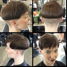 Haircut headshave and bald fetish blog for people who are bald what do you think of this bowl cut solutioingenieria Images