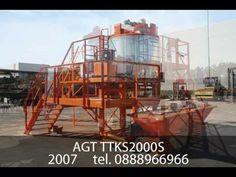 AGT TTKS2000S: Meer informatie op onze website: http://www.deltaheavymachinery.com Bouwjaar: 2007 Type: Asfaltmixinstallatie Nieuw: Ja…