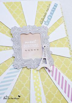 Album scrapbook de Paris by Tea on the moon ♥ begoña ♥, via Flickr