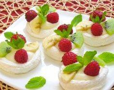 taartje fruit