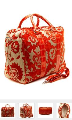 ++ Carpet Bag, Easy Sewing Projects