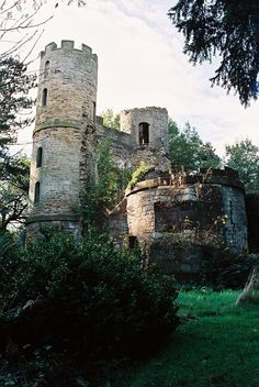 Medieval, Stainborough Castle, England