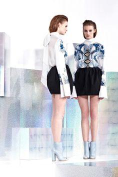 Just Cavalli Resort 2014 Collection Slideshow on Style.com