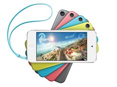 Apple Brings Vibrant Colors & iSight Camera to Most Affordable iPod touch Model