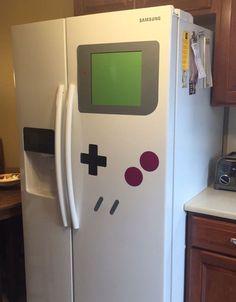 Set de imanes Game Boy