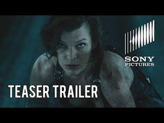 Resident Evil: The Final Chapter - Official Teaser Trailer 2:35 - YouTube