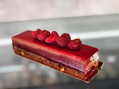 Our passion, yours pleasure! Today's special suggestion: Raspberry, rose and chocolate! Heraklion, Raspberry, Cheesecake, Passion, Chocolate, Fruit, Rose, Sweet, Desserts