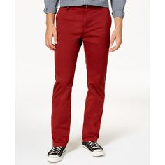 38f0f95a63be8 Volcom Men s Monty Pants ( 50) ❤ liked on Polyvore featuring men s fashion