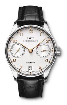 Men's IWC Portuguese Automatic Watch IW500114