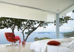 Amazing Tropical Villa (Casa Ron Ron) Encourages Outdoor Living    afis pe un perete intreg