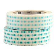 Turquoise and aqua polka dots, reminiscent of ocean bubbles. Glue Crafts, Paper Crafts, Diy Crafts, Tapas, Teal Blue, Aqua, Turquoise, Subscription Gifts, Under The Sea Party
