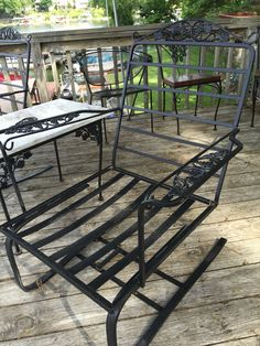 46 best wrought iron patio furniture images iron patio furniture rh pinterest com