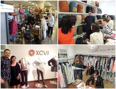 Buyers from major retailers busy at LA Fashion Market. (http://www.apparelnews.net/news/2014/mar/20/key-retailers-turn-out-los-angeles-fashion-market/) #Major #Retail #Buyers #Busy #LA #Fashion #Market #ApparelNews #DTLA