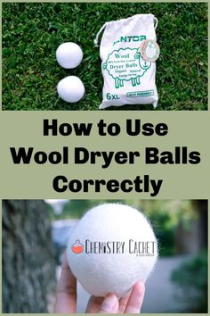 Finally sharing the truth! Do laundry balls actually work? Plus, how to use wool dryer balls correctly including essential oil tips! House Cleaning Tips, Diy Cleaning Products, Cleaning Solutions, Cleaning Hacks, Laundry Dryer, Laundry Hacks, Laundry Closet, Small Laundry, Laundry Rooms